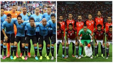 بث مباشر يوتيوب مباراة مصر وأوروجواي فى بطولة كأس العالم الحكاية
